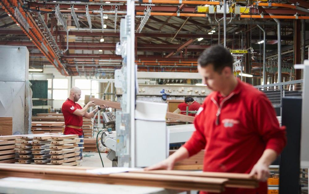 Houten kozijnen fabriek | Toelevering Online