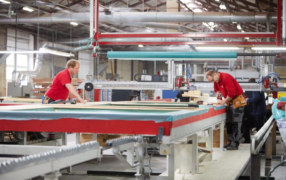Machinaal timmerbedrijf uit Twente   Toelevering Online
