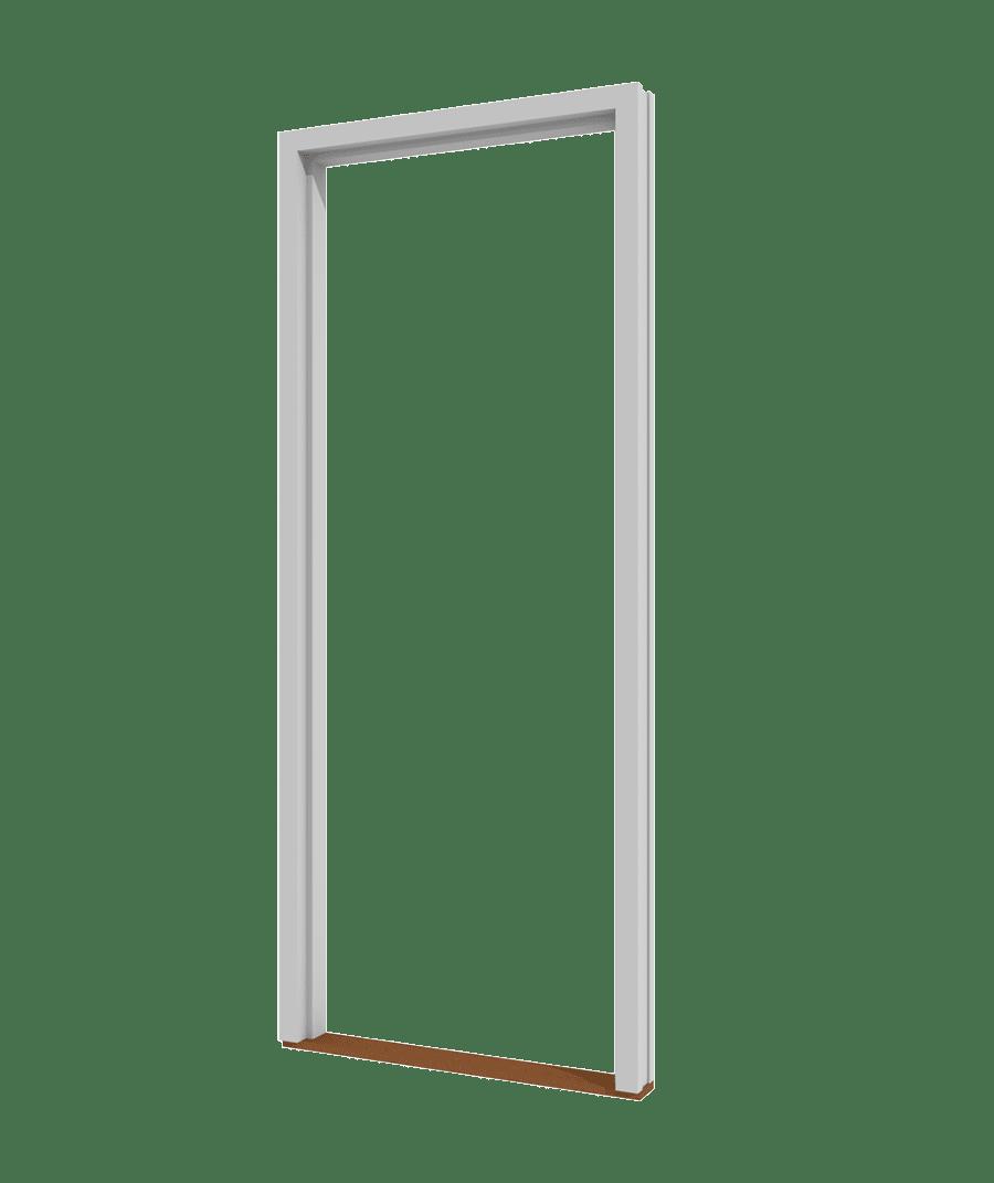 houten binnendeurkozijn meranti