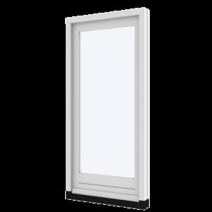 Vaste deur (binnensponning) | hout