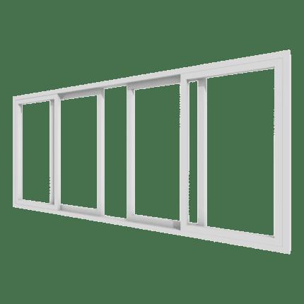 4-delige-schuifpui-transparant-h