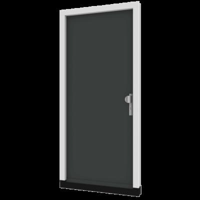 Houten voordeur TH01 | Dichte voordeur