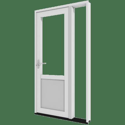 Achterdeur met zijlicht rechts_transparant