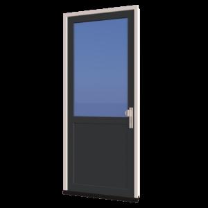 Voordeur TK01 (binnendraaiend) | kunststof