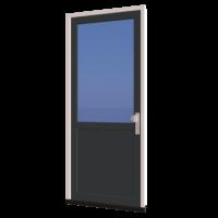 aluminium voordeur TA01