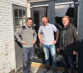 Kijkje op de bouw bij Bouwheer Jansen