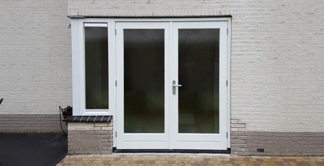 Openslaande Deuren Tweedehands : Openslaande deuren met kozijn bestel je bij toelevering online