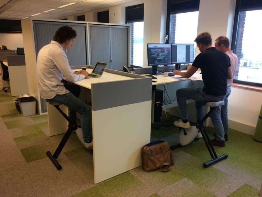 Nieuw kantoor Toelevering Online