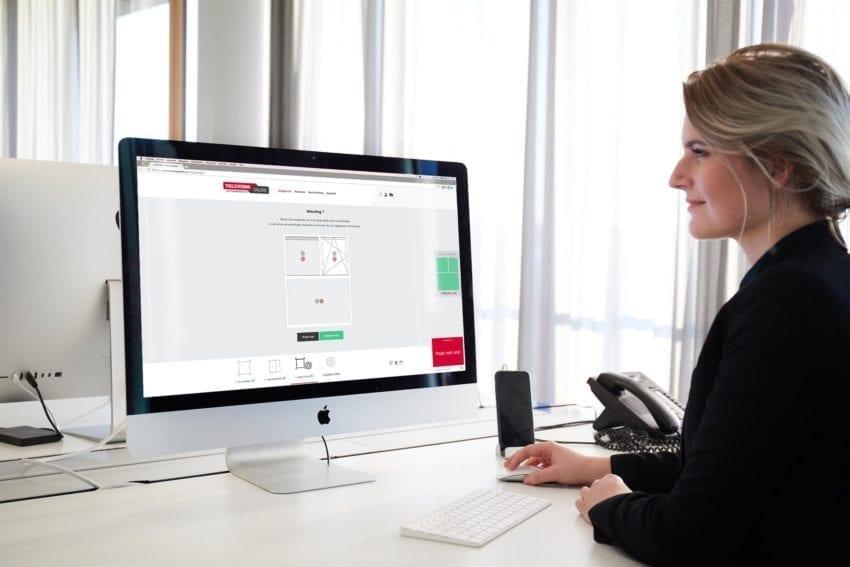 Online kozijnen configurator bij Toelevering Online